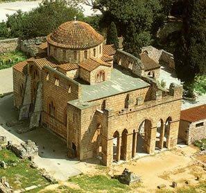 Monastery of Daphni - GTP